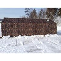 Армейская палатка 15М1 4х6.8м. (однослойная)