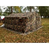 большая палатка шатер 10М2 (двухслойная)