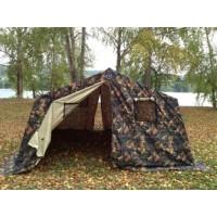 Палатка - 5М1 4х3,4 м. «Берег» (однослойная)