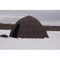 Универсальная зимняя палатка автомат УП 5