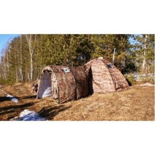 Стандартный тамбур к палаткам УП-1, УП-2 ,УП-4 и УП-5