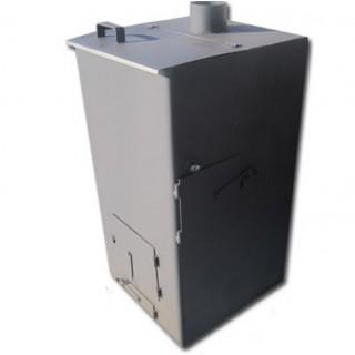 Печь банная Столб Сталь 4мм бак 65 литров