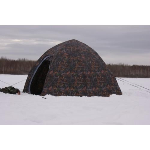Универсальная зимняя палатка