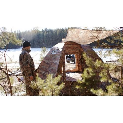 зимняя палатка автомат УП