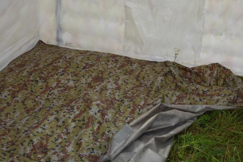 Пол для палатки