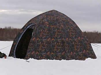сетка зонтик для зимней рыбалки